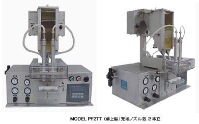 【粉体充填】粉末充填機MODEL PF6