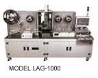 LAG-1000 (全自動、リールトゥーリール、メンブレン用)