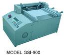 GSI-600 (シートカッター)、RSI-400 (シートスリッター)