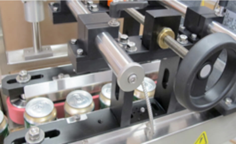 缶/瓶用内圧検査機T550-F
