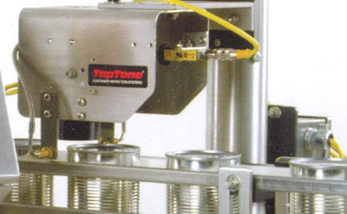 缶/瓶用内圧検査機