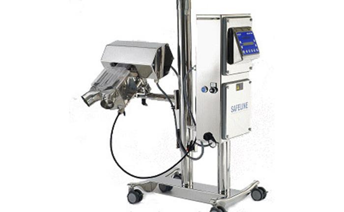 錠剤・カプセル金属検出機 TABLEX2S