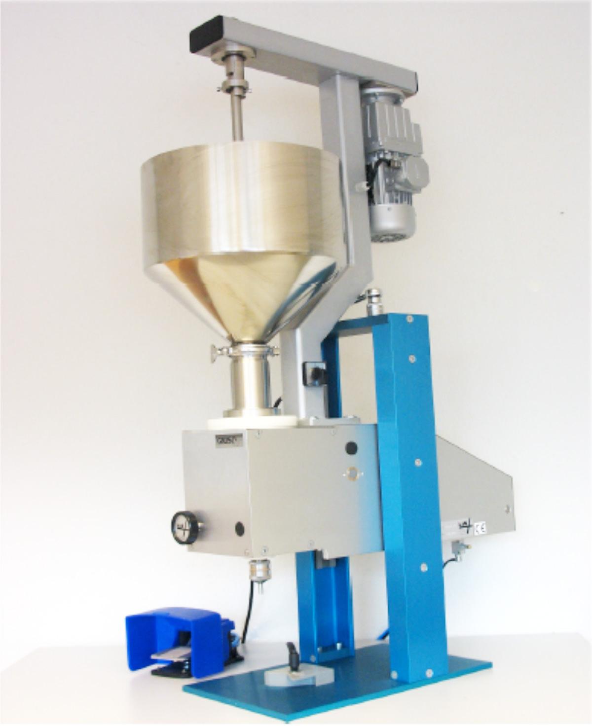 【粘体充填】液体・ペースト充填機GRISONA