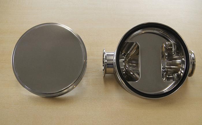 マグトラップ(鉄粉捕捉装置)