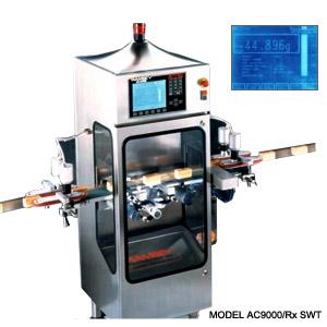高精度ウエイトチェッカーMODEL AC9000/Rx SWT