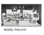 PAG-410 (全自動、ロー&セルスリッティング&ボトリング&キャッピング)、PAG-501 (全自動、不良セル排出&交換&ボトリング)、SPG-100 (半自動、ロー&セルスリッティング)