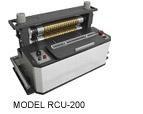 RCU-200 (ロータリースリッター)、RAU-600 (自動カード供給装置付き)