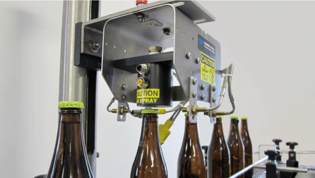 缶/瓶用打検機T550-A